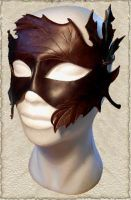 Leather mask 072-0 by Eternal-designs-com