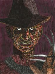 Nightmare on Elm Street by Chuck-K