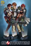 The Ghostbusters by reiq