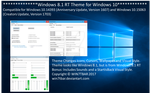 Windows 8.1 RT Theme for Windows 10 by WIN7TBAR