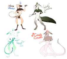 Atli adopts [0/4] - Closed by Starlece