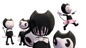 Bendy Bendy Bendy Bendy Bendy Bendy Bendy Bendy by taieam