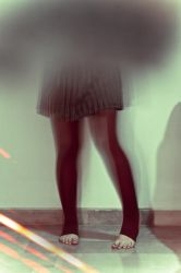 Dresses, tights and legs 3 by badianychick