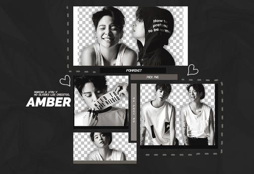+Pack Png F(x)|Amber by Pohminit