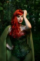 Poison Ivy Cosplay 1 by Meagan-Marie