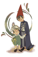 Over The Garden Wall by pika-chan2000