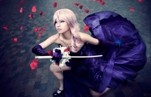 Lightning - Army of One by CrystalMoonlight1