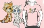 Cats the musical - Fan shirt 1 by GarnetWeavile461