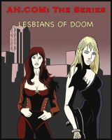 Lesbians of Doom by Alex-Claw