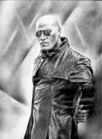 Morpheus by silvertron