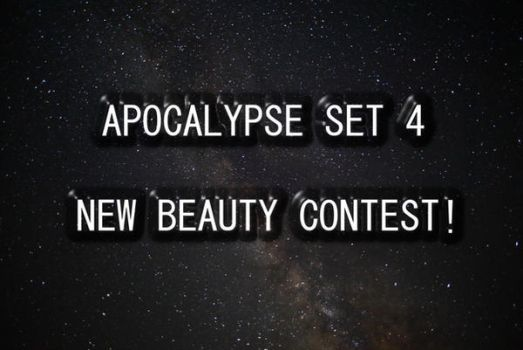 New Beauty Contest by ZituKX