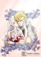 Fairy Tail: Cornflower by Samy-Consu