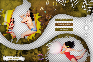 Pack png Demi Lovato|10 by BrightClouds
