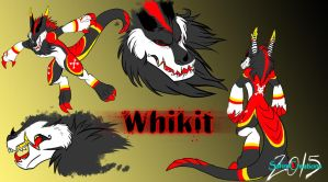  Whikit   King Wickerbeast :Reference: by SafireCreations