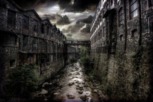 Tannery by fibreciment