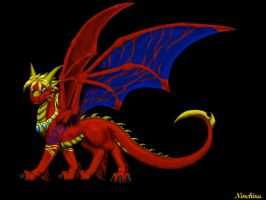 Draco Draconis Primary Reference by Lord-DracoDraconis