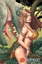 Limited-Offer: Signed Cavewoman Comic Reward! by VampressLuxura