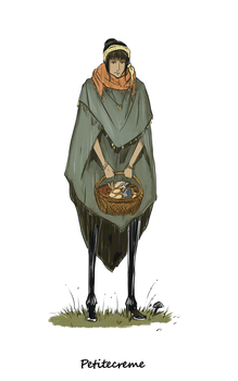 The Rosemary Witch by Petitecreme