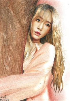 Taeyeon - Tree by marceldyo99