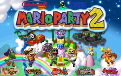 Mario Party: The Sequel by I-2