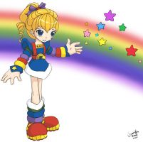 Rainbow Brite by nalina