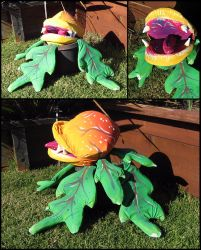 Audrey II Phase 2 by Verdego
