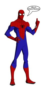 The Marvel Project: #7 Peter Parker/Spider-Man by huatist