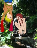 Jungle Girl ver.2.0 by ArrowofChaos