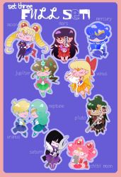 Charmingly Heroic! SailorMoon 20th Anniversary! by MediaViolence
