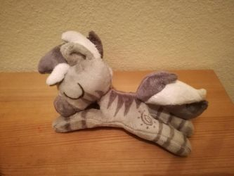 My little pony - Zecora95 Plush by MimicProductions