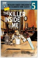 The Killer Inside Me #5 Variant Cover by RobertHack