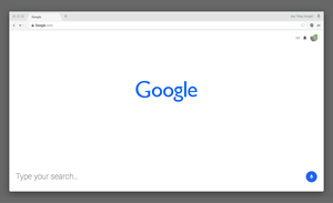 Chrome Redesign by r2ds