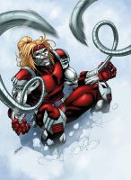 Omega Red by logicfun