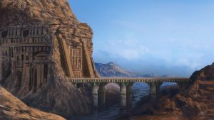 CanyonTemple by tedkeys