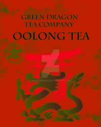 Oolong Tea by Mxdmediem