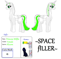 Princess Wilfre Ref by WILFRE-IS-AWESOME