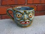 Snaggletooth Mug by paintpixelprint