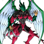 Elemental Hero Phoenix Enforcer png by Carlos123321