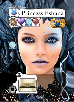 Luminary Princess Eshana 8 by phoenix-muse