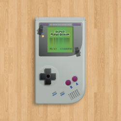 ROBLOX Gameboy by CubenRocks