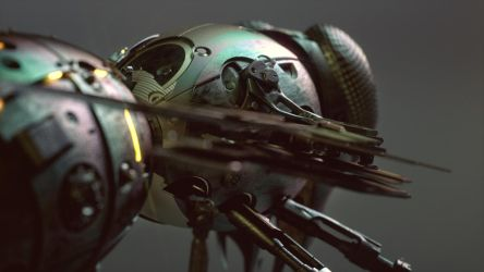 Static Wasp 00008 by sanfranguy