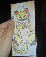 Bookmark by oOFrosteehOo