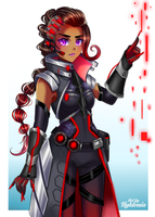 Sombra Blackwatch by Hyldenia