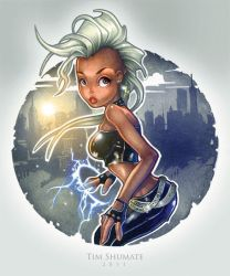 STORM 'Throwback Costume' by telegrafixs