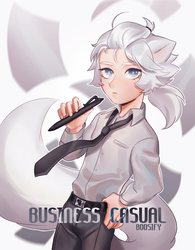 Business Casual by Boosify