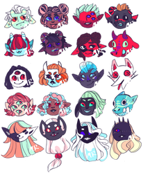 [OPEN] PWYW Mini Monster Adopts [s28] by MonsterRadio
