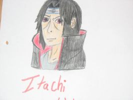 itachi Uchiha by HeartBrokenWolf123