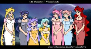 NSG Unconventionalsenshi color by nads6969