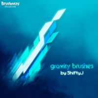 Gravity Brushes by ShiftyJ