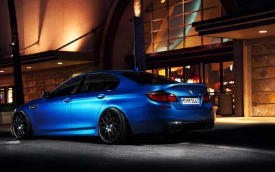 BMW M5 F10 by Marko0811